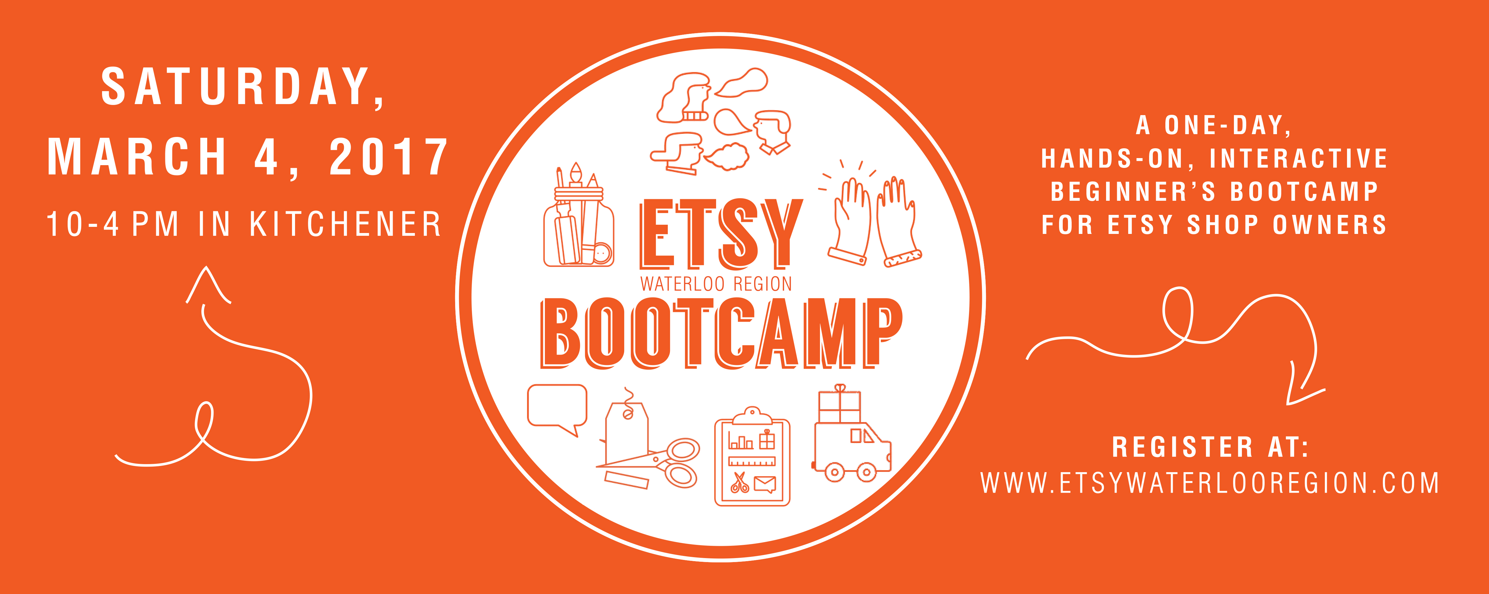 Small Business Centre Kitchener Bootcamp Etsy Waterloo Region